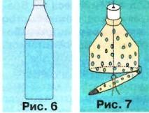 Кормушка для зимней рыбалки из пластиковой бутылки своими руками
