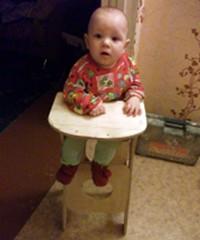 Своими руками стульчик для ребенка фото 28