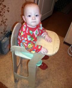 Детский стульчики для кормления своими руками фото 833