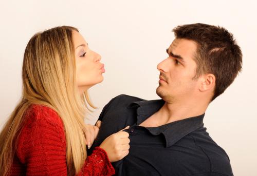Обязательства парней в отношениях